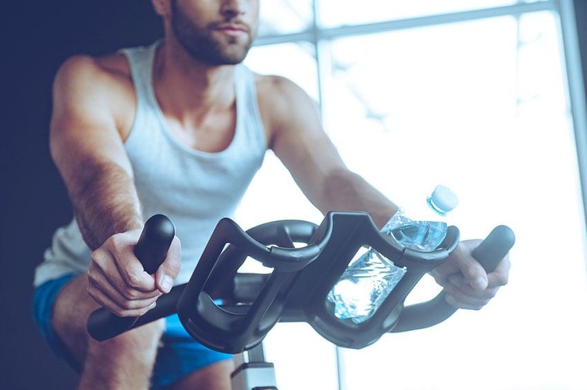 trening na siłowni wytrzymałość