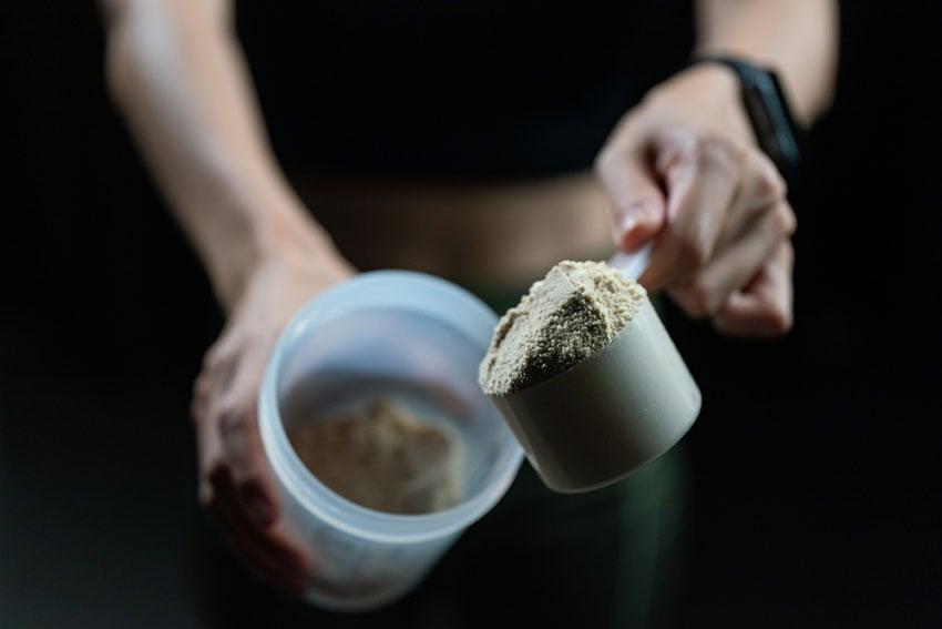 odżywka białkowa dawkowanie