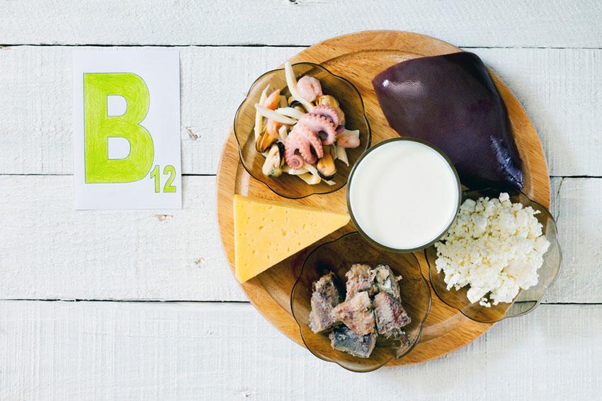 witamina B12 w pożywieniu