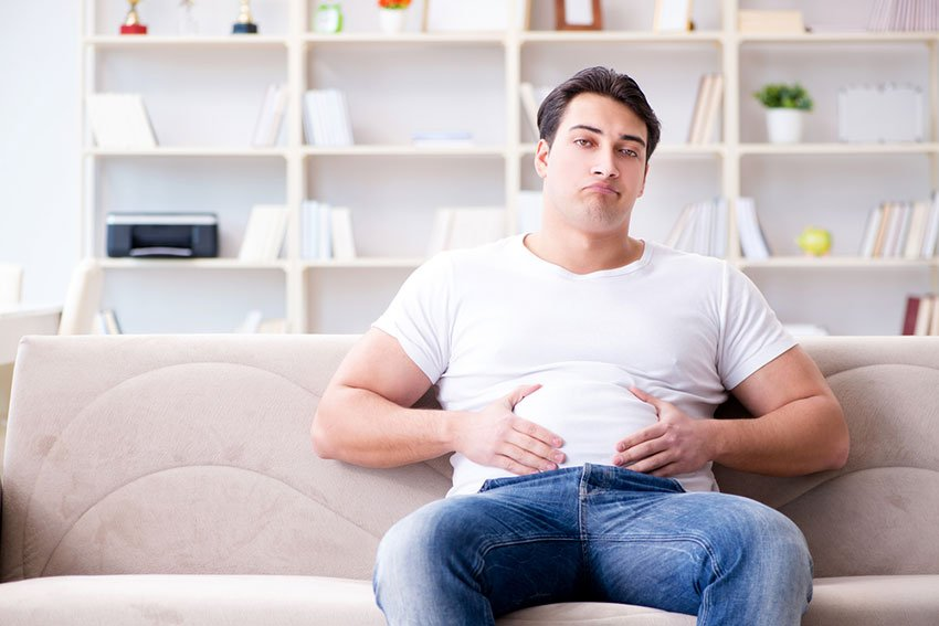 brak aktywności fizycznej otyłośc