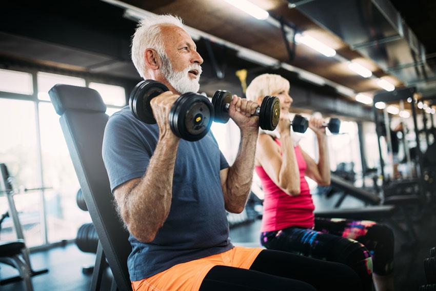 seniorzy aktywność fizyczna
