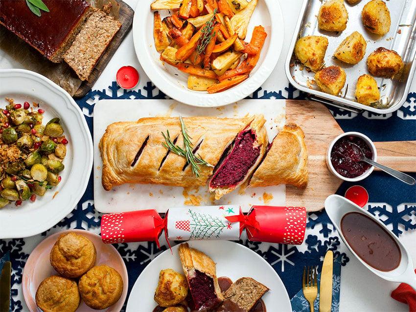 posiłek jedzenie świąteczne