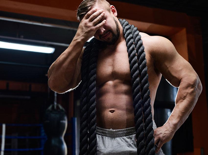 kontuzje siłownia