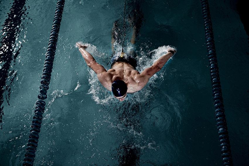hiit pływanie