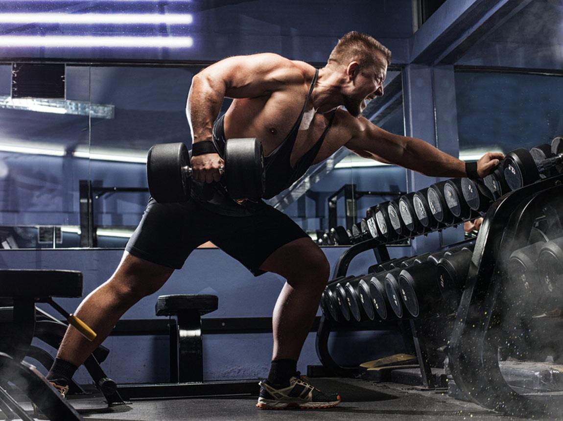 biotyna mięśnie