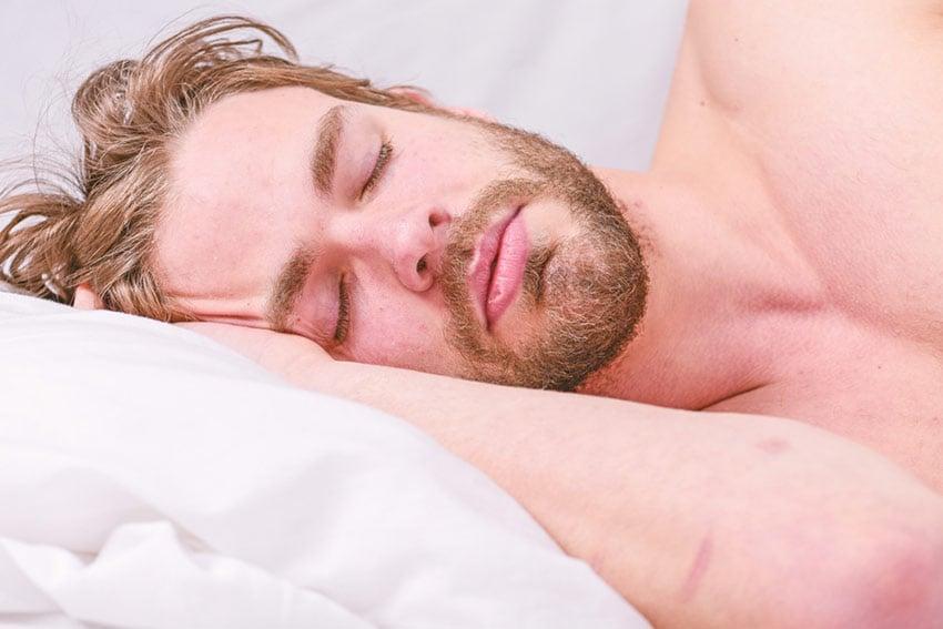 ułatwianie zasypiania