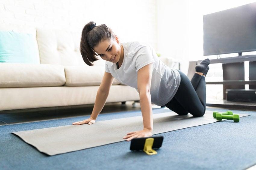 ćwiczenia skurcze nóg