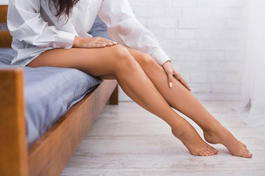 skurcze nóg przyczny
