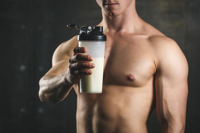szejk białkowy po treningu