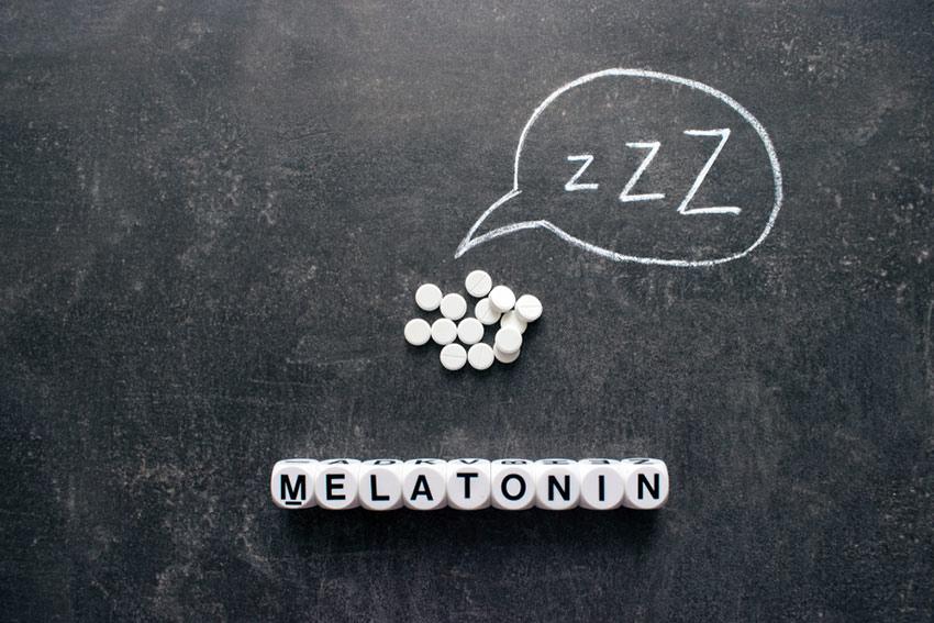 melatonina właściwości