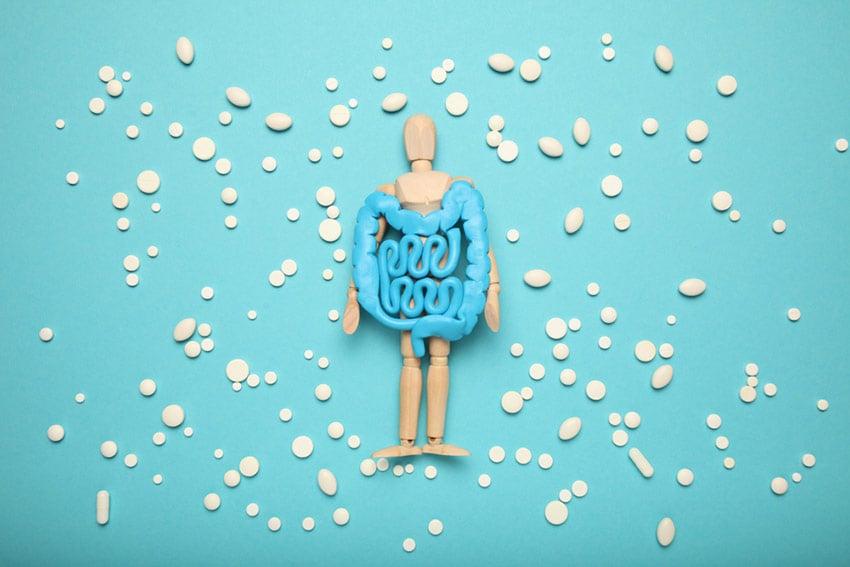 probiotyki wirus