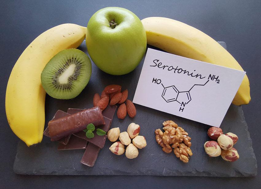 serotonina żywność
