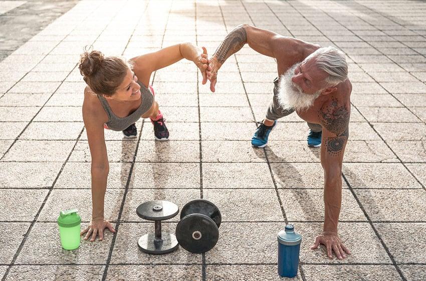 osoby starsze białko
