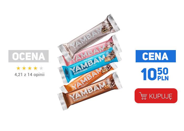 baton proteinowy yambam