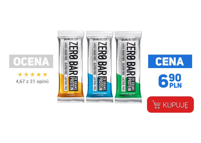 baton proteinowy zero bar