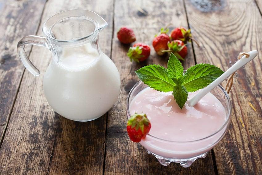 mleko a insulinooporność