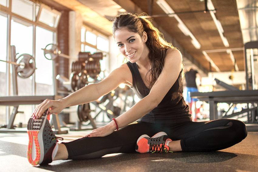 aktywność fizyczna i dobre samopoczucie