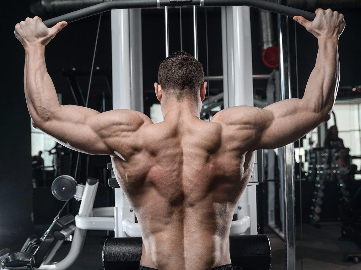 trening siłowy a aspiryna