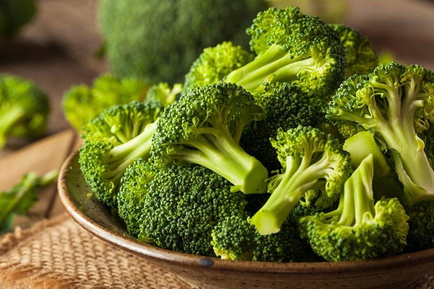 brokuły bogate w siarkę