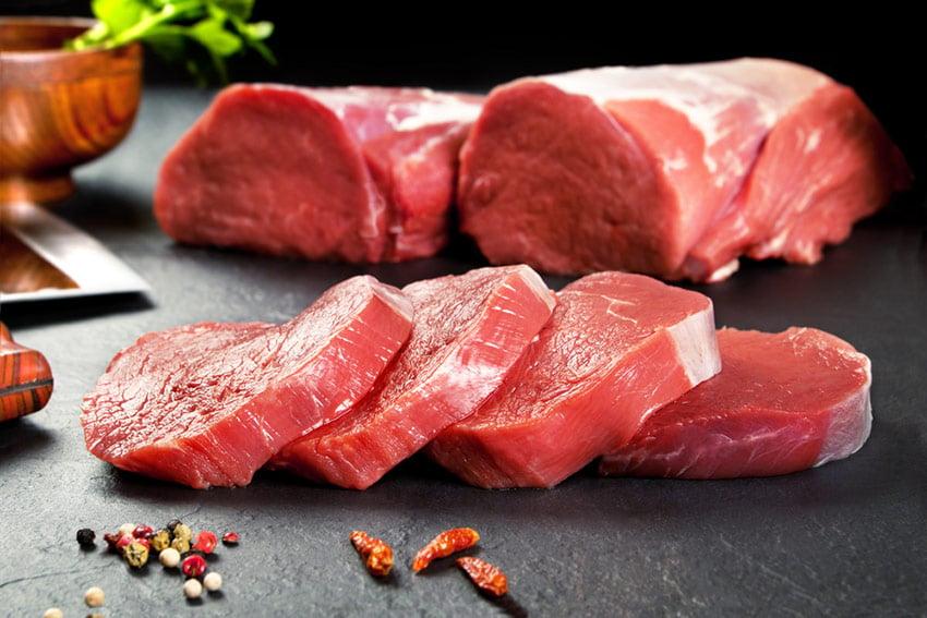 mięso białko zwierzęce