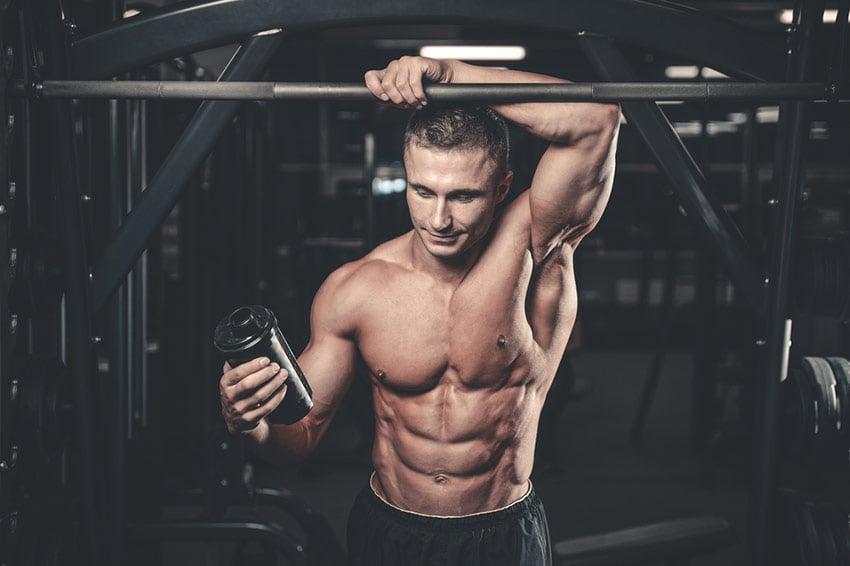 odżywka białkowa po treningu