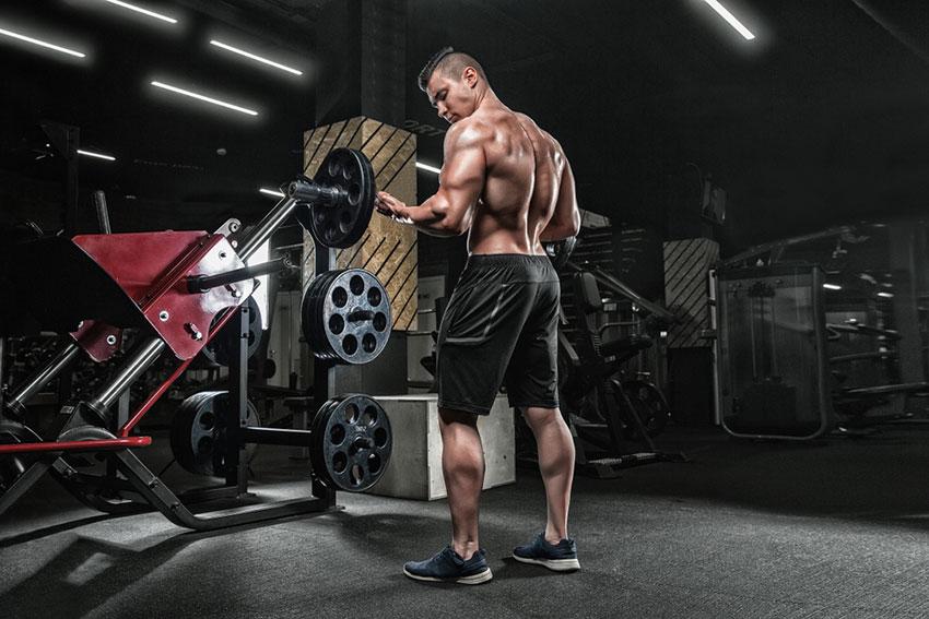 intensywność treningowa ćwiczenia na siłowni