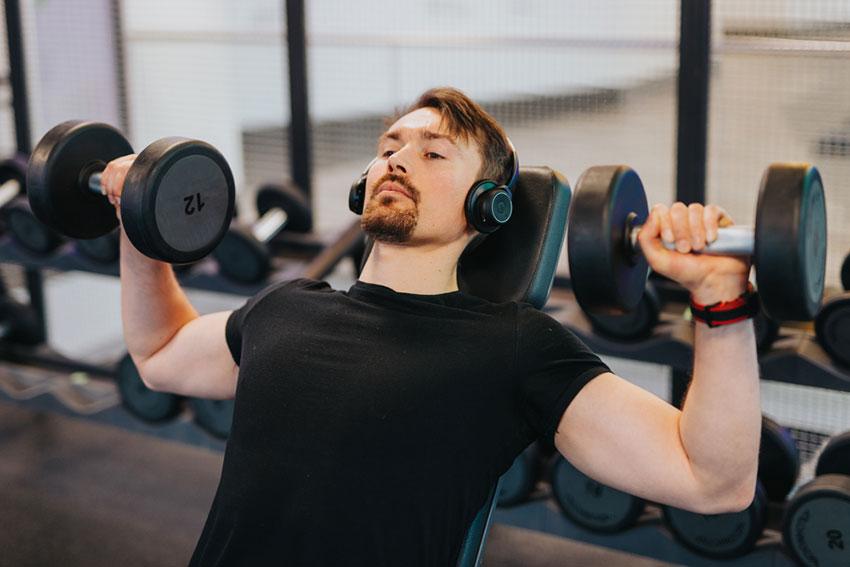 40 latek na siłowni