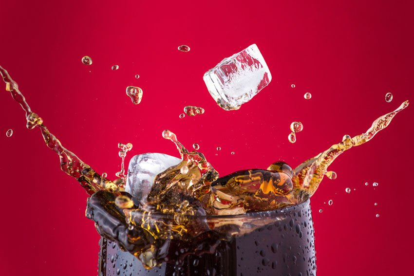 napój cola