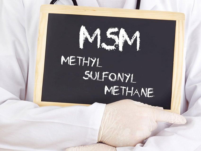 MSM metylosulfonylometan