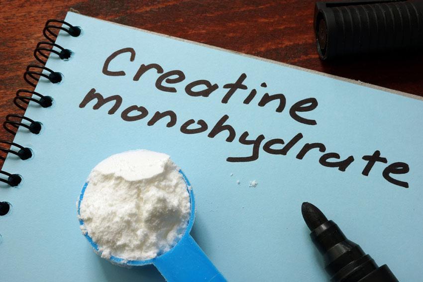monohydrat kreatyny w proszku