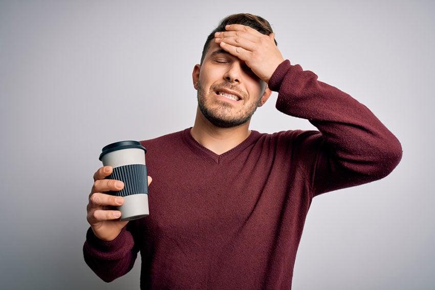 ból głowy kofeina