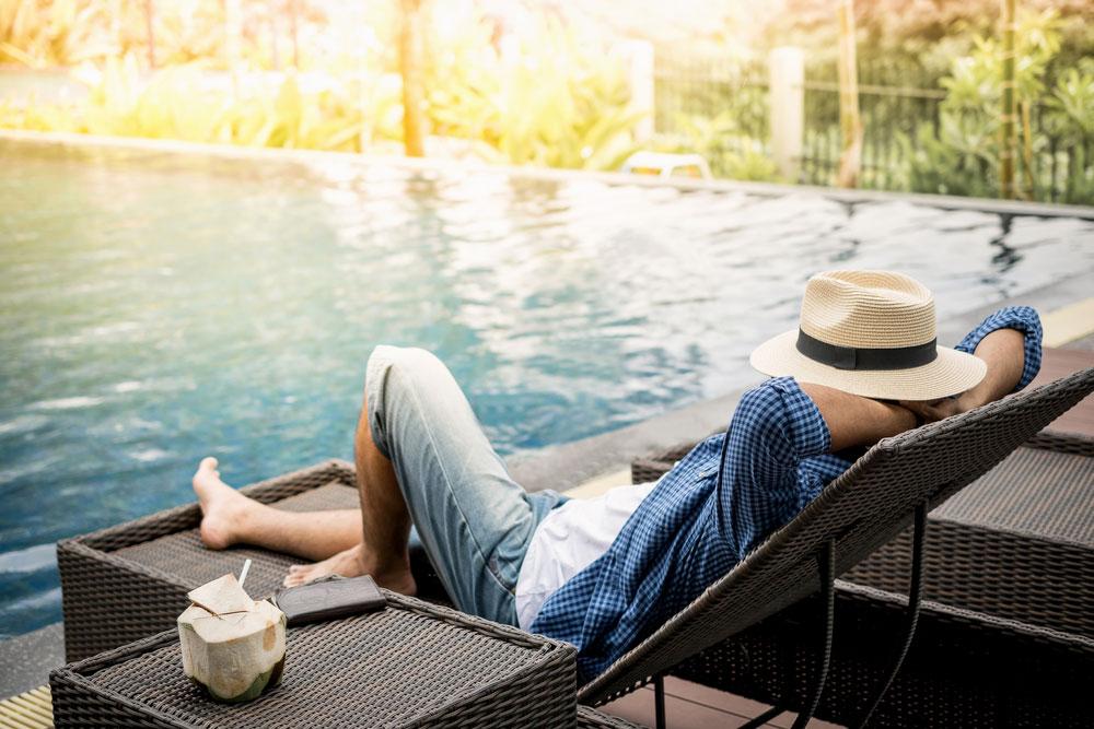 odpoczynek relaks