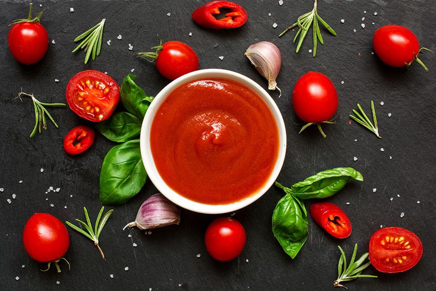keczup pomidor