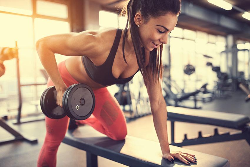 trening siłowy redukcja