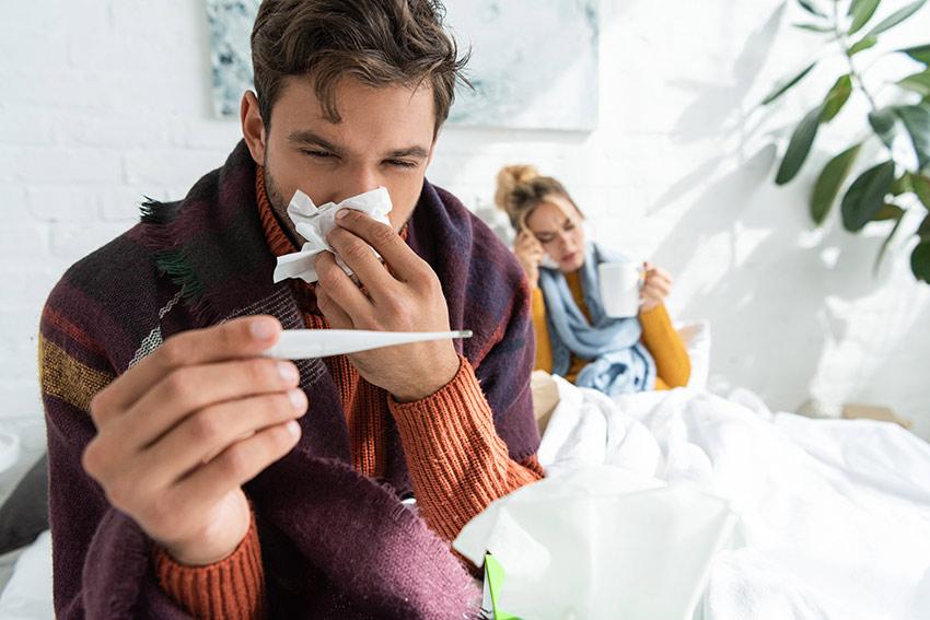 witamina C przeziębienie