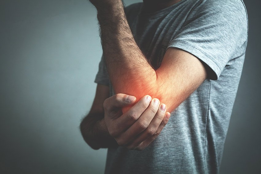 chrząstki ból stawów