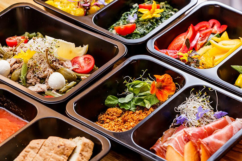 ilość posiłków na diecie