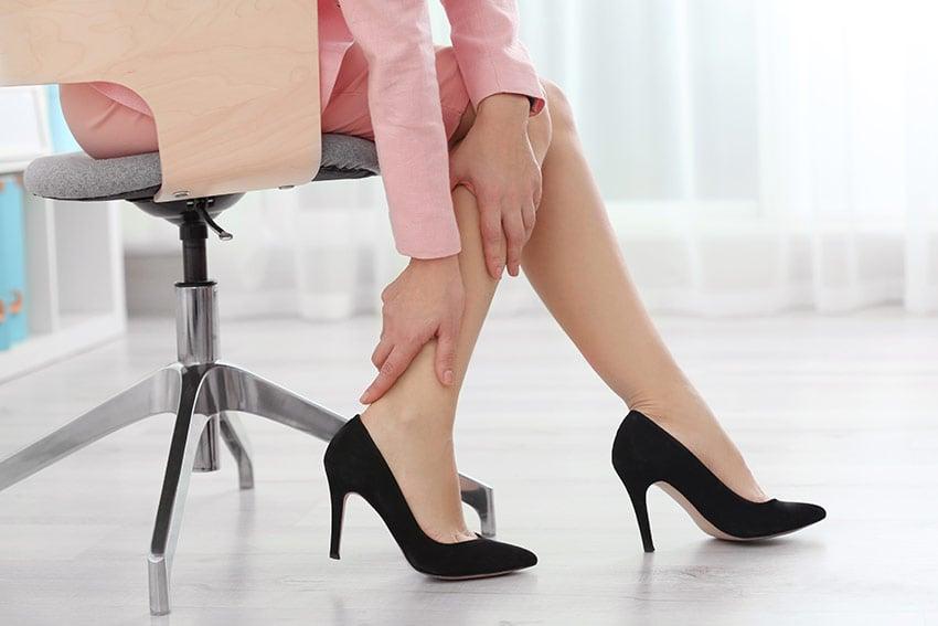bolesne nogi RLS
