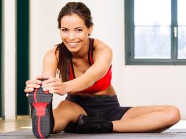 Rozciąganie - przed, po, a może w trakcie treningu