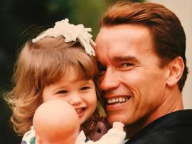 Urodziny w domu Arnolda Schwarzeneggera