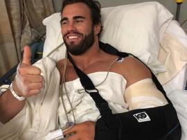 Calum von Moger przeszedł operację!
