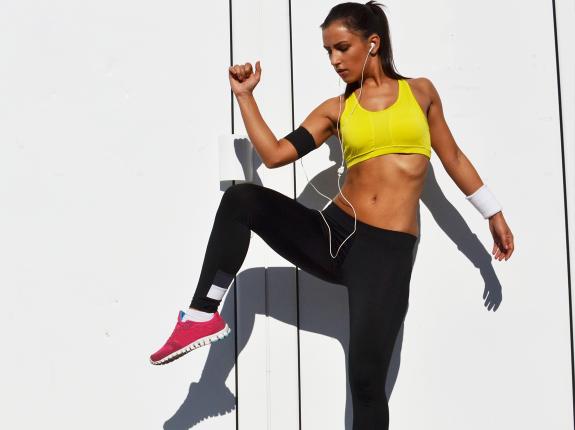 Codzienny trening siłowy plus rowerek ile można schudnąć