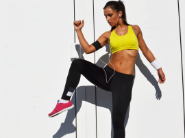 Ile kilogramów można schudnąć w miesiąc? | Kobieta na siłowni