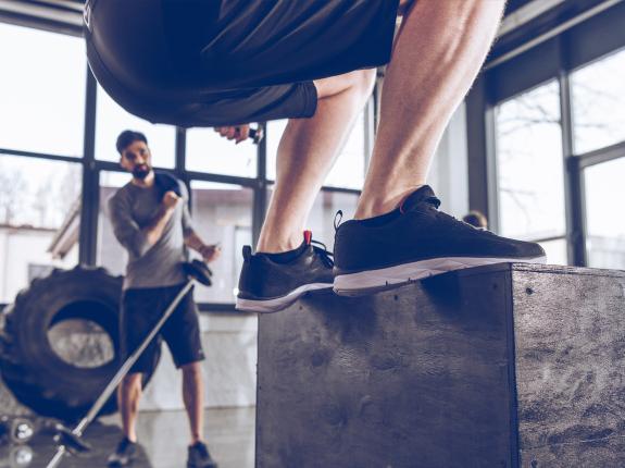 Jakie buty na siłownię? Dlaczego nie te do biegania? Blog