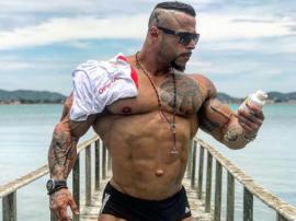 Brazylijski Hulk - Bruno Moraes