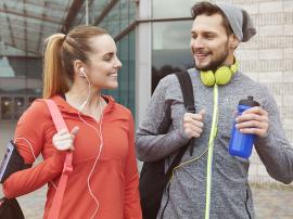 Jak rozpocząć randkowanie na siłowni
