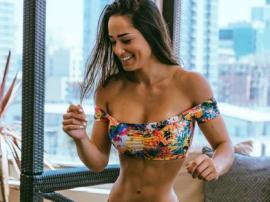 Bru Luccas - jedna z najpiękniejszych modelek fitness na Instagramie