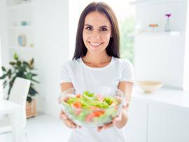 Czy dieta roślinna może przedłużyć życie?