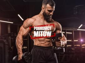Mały czy duży ciężar? Czy małe ciężary mogą budować mięśnie?