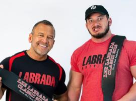 Lee Labrada przekazał najlepsze geny, wiedzę i doświadczenie